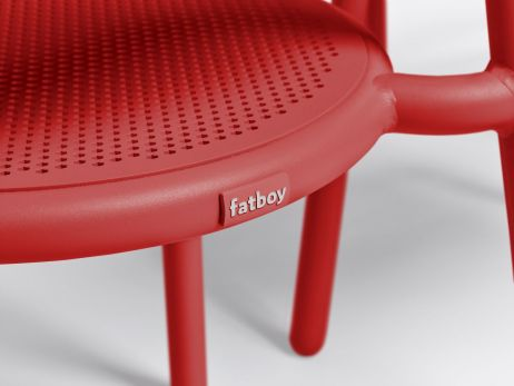 Fatboy Toni Armchair industrial red