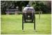 Keraaminen grilli Monolith Classic Complete -set musta