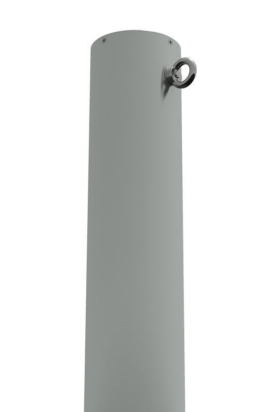 Caravita RST-masto Aurinkopurjeille 57x3mm