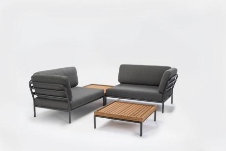 Moduulisohva ja kaksi sohvapöytää Level