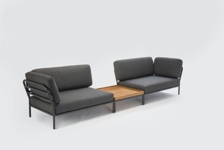Moduulisohva ja sohvapöytä Level