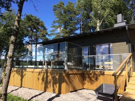Café au Lä Tuulensuojat