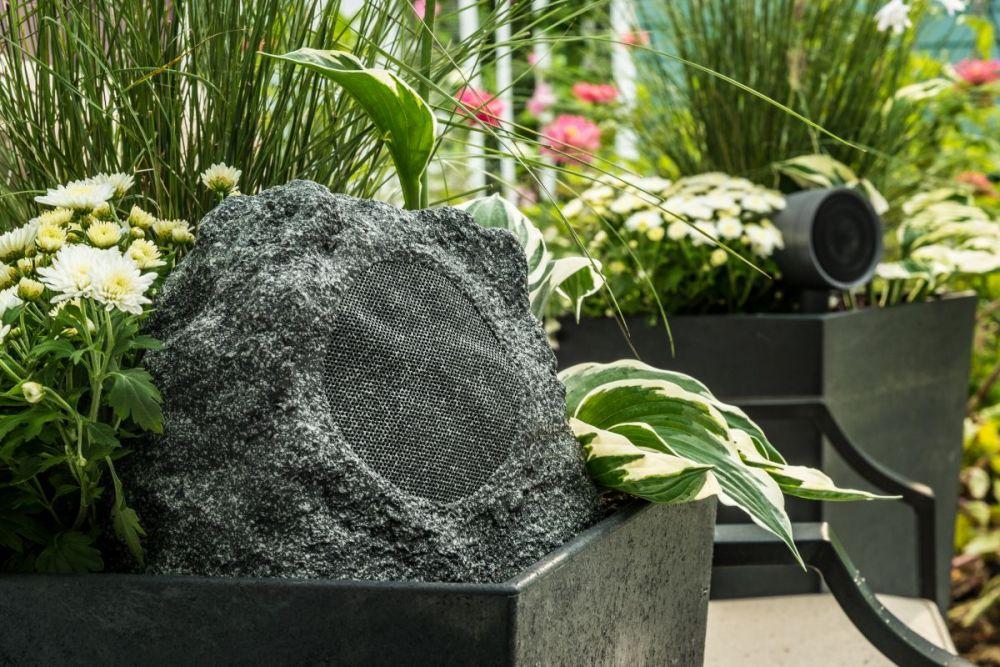 Ulkokaiutin Jamo JR-5 granite