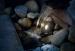 Lapis Spottivalaisin LED kiviefekti harmaa