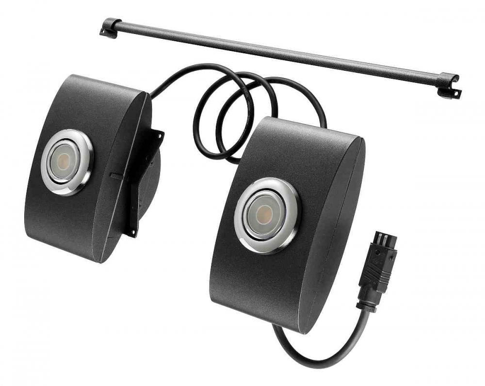 Terassilämmitin Solamagic 2000 PREMIUM LEDPRO DUO BTC Bluetooth