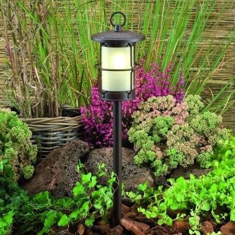 Locos Pylväsvalaisin LED ruoste