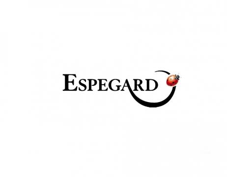 Espegard Grilliritilän kannattimet Tulipata 60