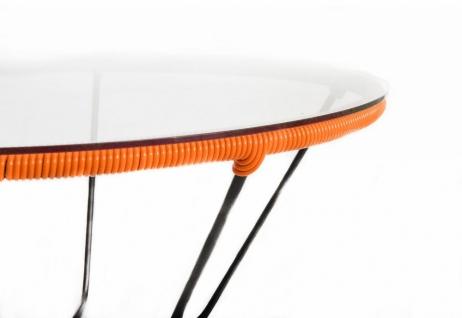 Mila kahvipöytä oranssi