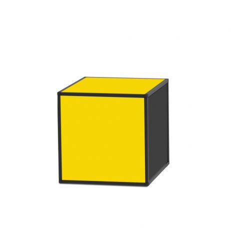 Fatboy Molecube cabinet yellow
