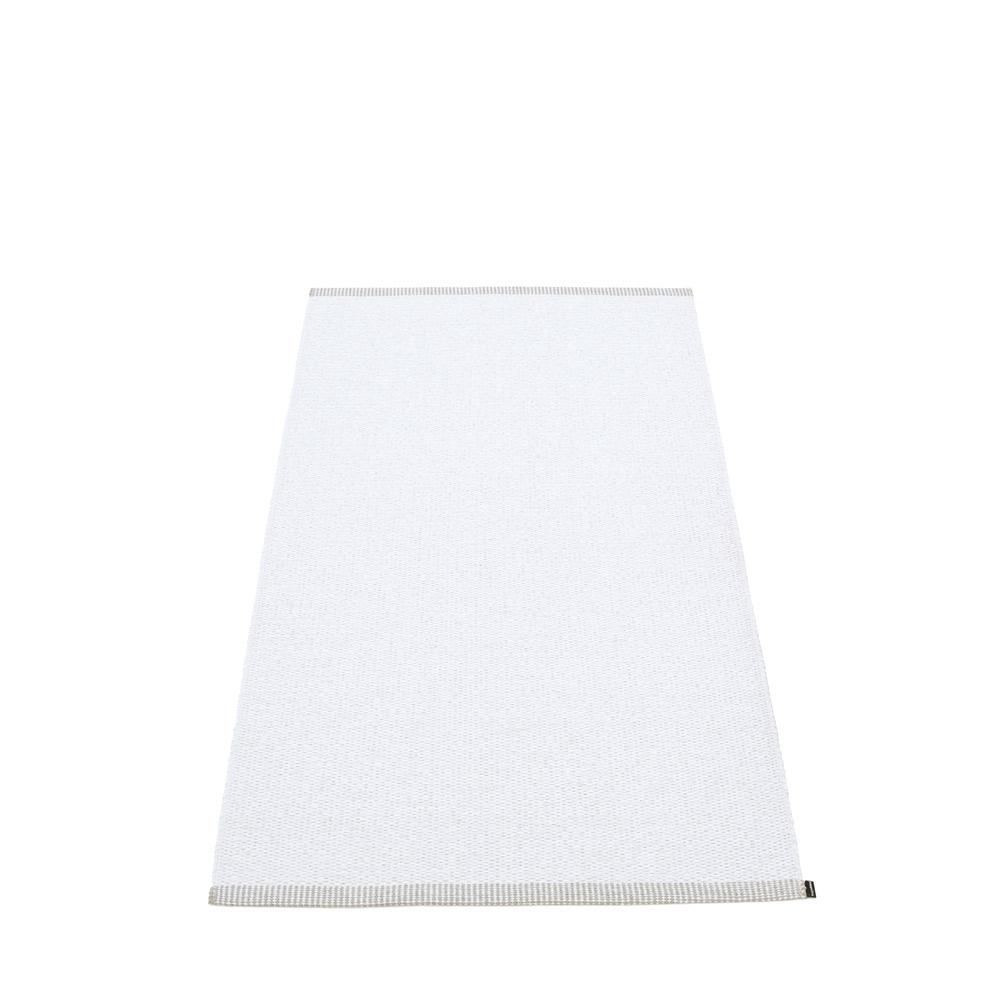 Pappelina Mono muovimatto white