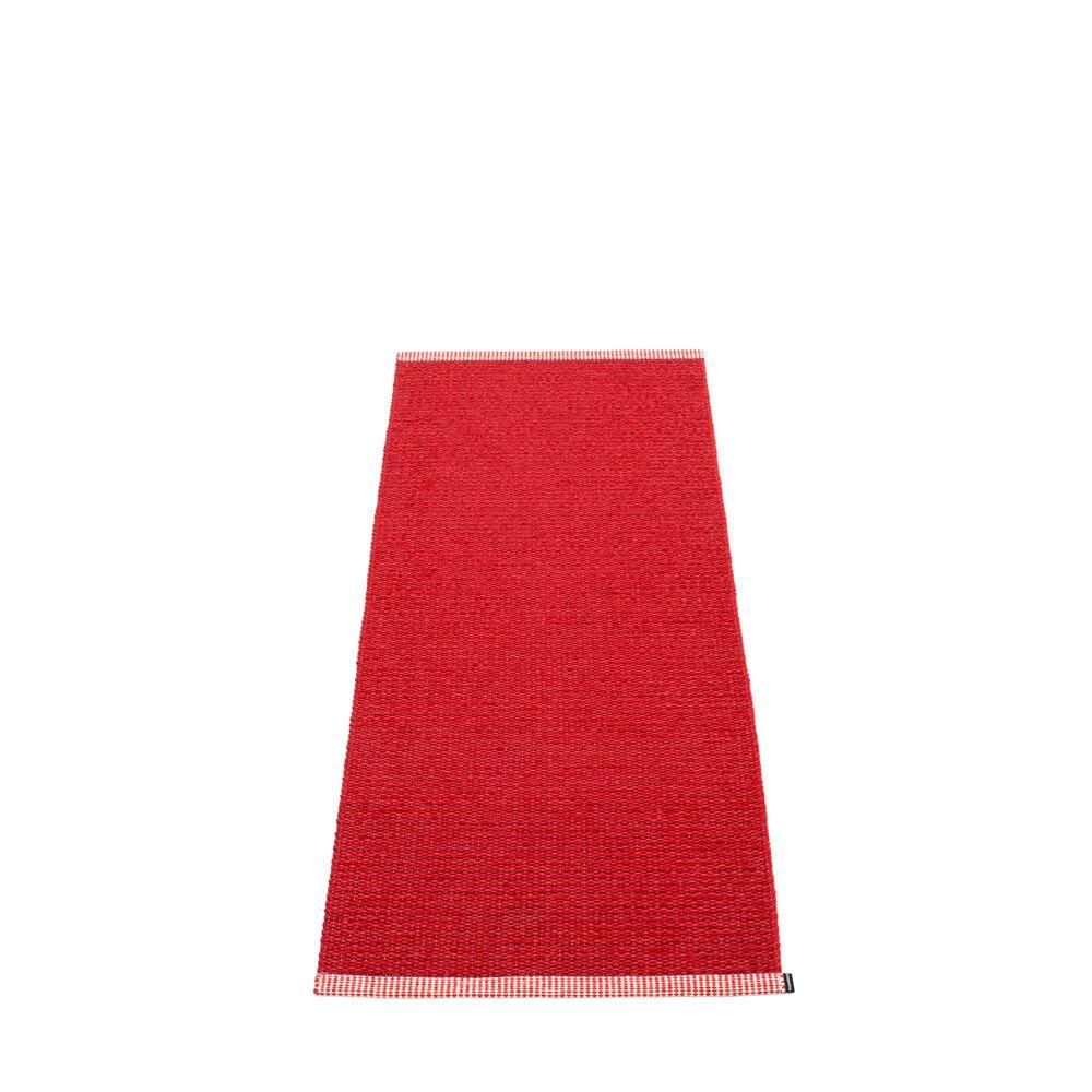 Pappelina Mono muovimatto dark red