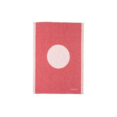 Pappelina Vera keittiöpyyhe red