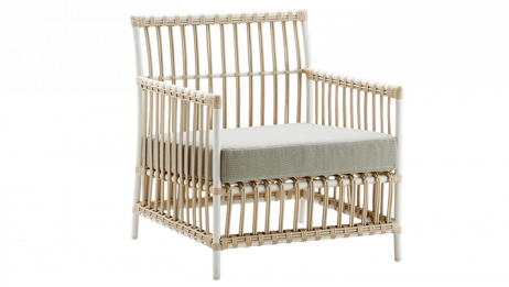 Sika-Design Caroline tuoli dove white