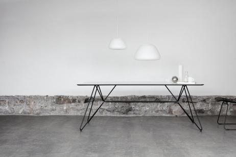 Terassipöytä Sketch 160x90 cm