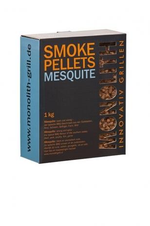 Monolith Savustuspelletit 1 kg Mesquite