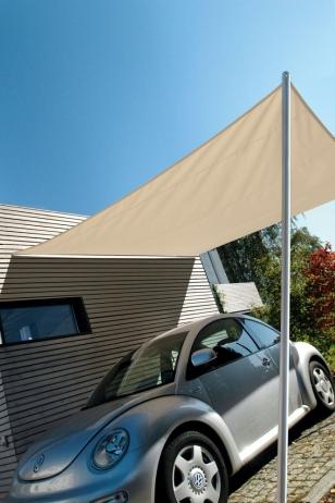 Caravita Premium Aurinkopurje trapezoid seinäkiinnityksellä