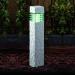Titan Pylväsvalaisin LED kiviefekti vaalea