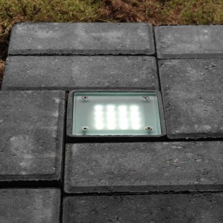 Xerus Maavalaisin LED kiviefekti antrasiitti
