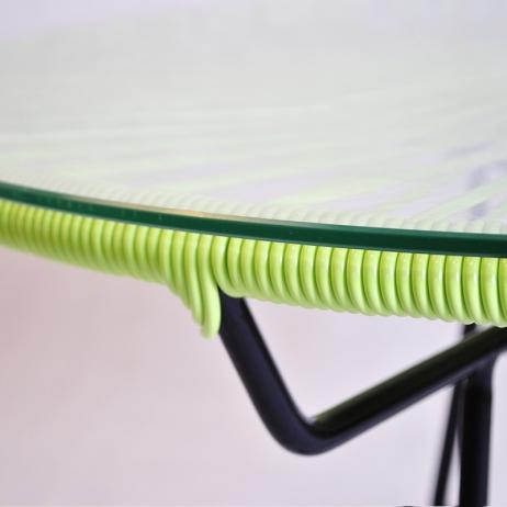 Zipolite kahvipöytä vihreä